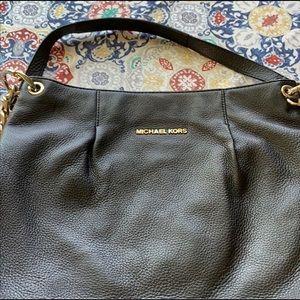 Black Michael Kors Handbag/Crossbody